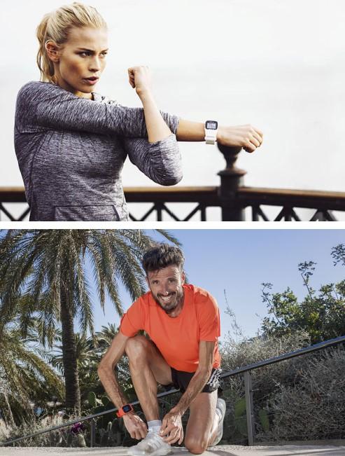 mejores relojes gps para triatlon